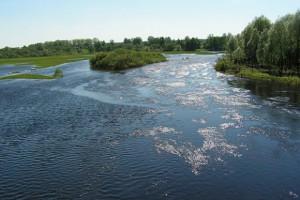 Разлив реки Нёман