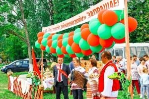Районный фестиваль-ярмарка «Дожинки-2020» (аг. Войково)